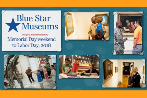 free admission to museums nationwide for military this summer