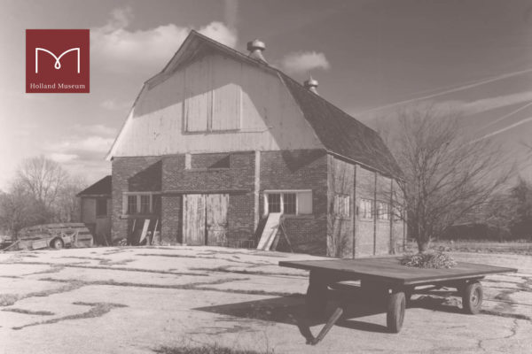 Last Day To Visit The Michigan S Heritage Barns Exhibit Holland Museum